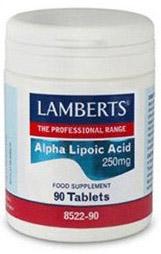 Alpha Lipoic Acid 300mg - 90 tabs