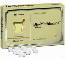 Bio-Methionine 500mg - 150 tabs