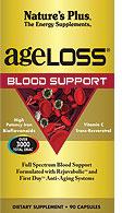 AgeLoss Blood Support Vcaps - 90 Veg Caps