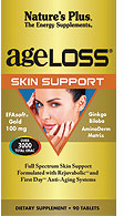 AgeLoss Skin Support - 90 tabs