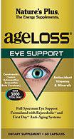 AgeLoss Eye Support Vcaps - 60 Veg Caps