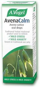 A. Vogel Avena Sativa Tincture - 50ml Liquid