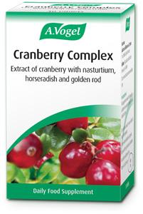 A. Vogel Cranberry Complex - 30 Tabs