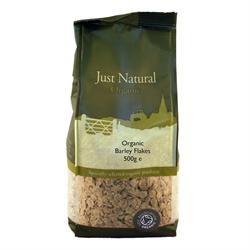 Organic Barley Flakes - 500g