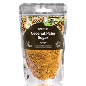 Organic Coconut Palm Sugar - 230g