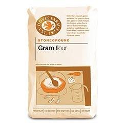 Gluten Free Gram Flour - 1kg