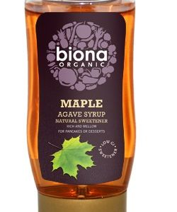 Organic Maple Agave Syrup - 350g