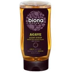 Organic Agave Light Syrup - 250g