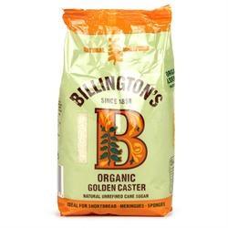Organic Golden Caster Sugar - 500g