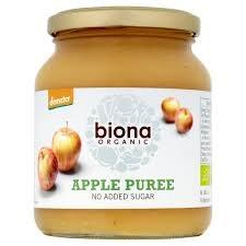 Organic Apple Puree - 700g