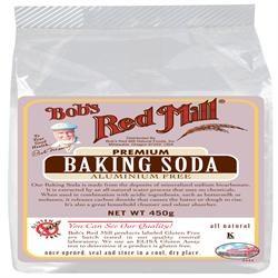 Gluten Free Aluminium Free Baking Soda - 450g