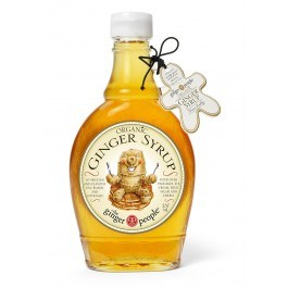 Organic Ginger Syrup - 237ml