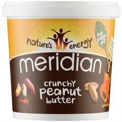 Crunchy Peanut Butter - 1kg