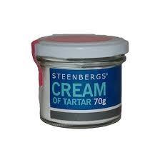 Cream and Tartar - 70g