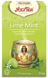 Lime Mint - 17bags