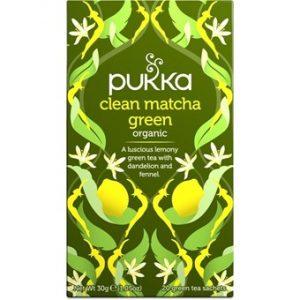 Clean Matcha Green Tea - 20bags