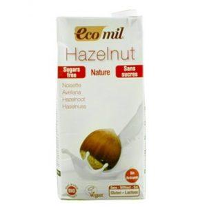 Organic Hazelnut Drink No Sugar - 1000ml