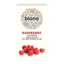 Organic Raspberry Cookies - 175g