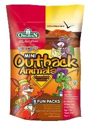 Outback Animals Multi Chocolate - 175g