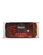 Organic Amaranth Quinoa Rye Bread - 500g