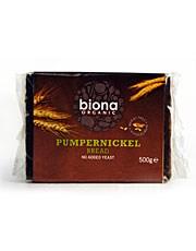 Organic Pumpernickel Bread - 500g