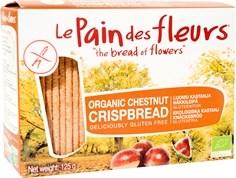 Organic Chestnut Crispbread - 125g