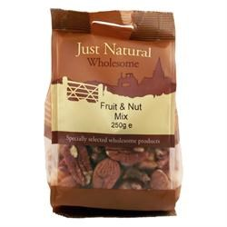 Mixed Fruit and Nuts - 250g