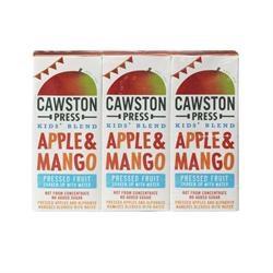 Kids Apple & Mango Multipack - 3 x 200ml