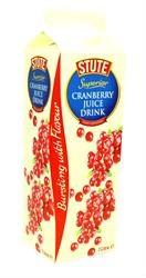 Cranberry Juice - 1L