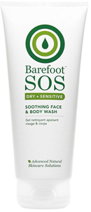 Soothing Face and Body Wash - 200ml