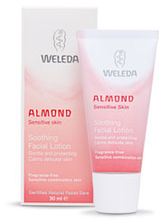 Almond Soothing Facial Lotion - 30ml