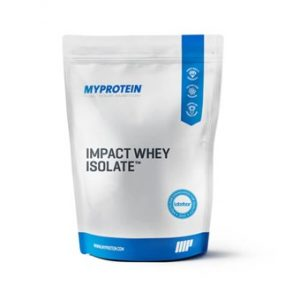 Impact Whey Isolate Vanilla - 1kg