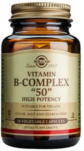 """Formula Vitamin B Complex """"50"""" - 50 Veg Caps"""