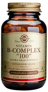 """Formula Vitamin B Complex """"100"""" - 100 Veg Caps"""