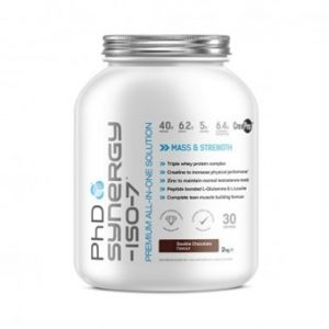 Synergy ISO-7 Double Chocolate - 2kg