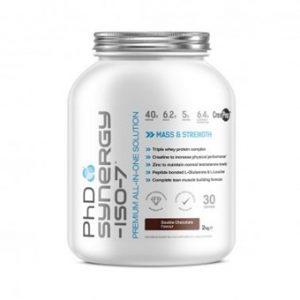 Synergy ISO-7 Vanilla - 2kg