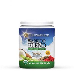Warrior Blend Vanilla - 500g