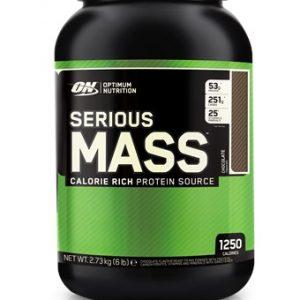 Serious Mass Choc Peanut Butter - 2.72kg