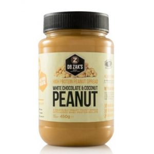 Protein Peanut Butter White Chocolate Coconut - 450g