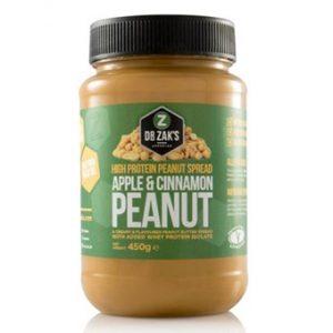 Protein Peanut Butter Apple & Cinnamon - 450g