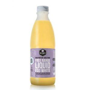 Free Range Liquid Egg Whites - 970ml