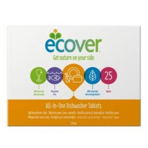 All in One Dishwasher Tablets - 25 tablets