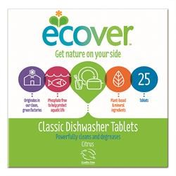 Dishwasher Tablets - 25 tablets