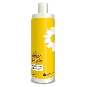 Lemon Myrtle Liquid Soap - 250ml