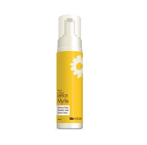 Lemon Myrtle Foaming Hand and Face Wash - 200ml