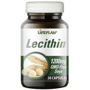 Lecithin - 90 Capsules