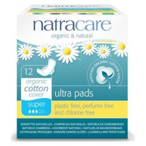 Ultra Pads Super with Wings - 12 Pads