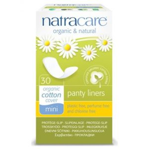 Mini Panty Liners - 30 Liners