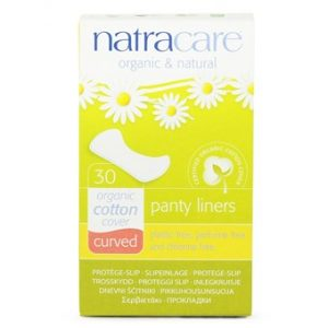 Curved Panty Liners - 30 Liners