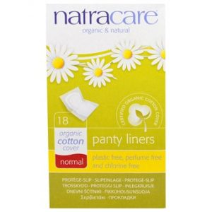 Normal Panty Liners - 18 Wrapped Liners